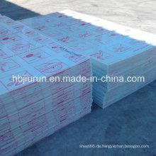 1.22m * 2.44m Polypropylen-feste Plastikfolie