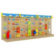 Reasonable price for Indoor Climbing Course PE Board Challenge Climber PC-008 supply to Panama Factory