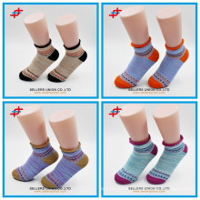 Japanese style 2015 Custom Jacquard Teen Girl Colored Tube Dress Cotton Socks