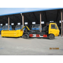 Dongfeng 10 Ton hooklift garbage collection truck