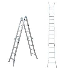 aluminium multipurpose step ladder portable stairs with platform