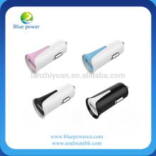 DC12V-24V input wholesale usb car charger adapter 5v 1a output usb phone charger for car