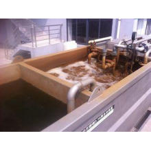 Industrial wastewater treatment equipment for dyeing and pr