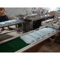 Máquina no tejida para mascarillas desechables Kxt-FKM02 (CD de instalación adjunto)