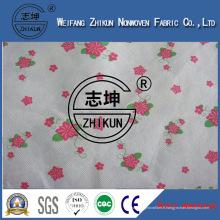 Tissu de table nouveau design en tissu non tissé