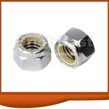 Best Quality for Self Locking Nut Nylon Lock Nuts supply to Eritrea Importers