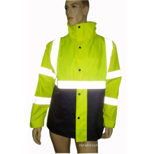 High Visibility Safety Reflective Coat