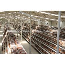 china new design galvanizing best quality pyramid chicken cage