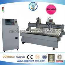 China heiße Verkäufe Holzbearbeitung manuelle CNC Gravur Router