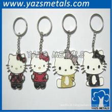 Chaveiro de Hello Kitty Enamel
