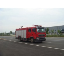 Howo+4x2+5Ton+fire+truck+equipment+drawing+sales