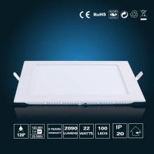 Luz de painel de LED 22W 240 * 240 * 16mm