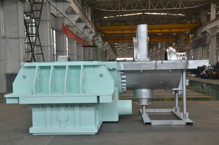 Extracting Condensing Steam Turbine 5