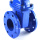 Din standard metal seated cast iron pressure seal dn 300 gate valve stem