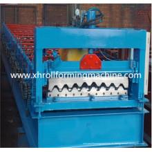 Máquina formadora de rollos de paneles de automóviles de diseño popular
