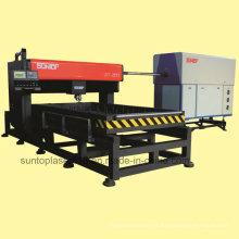 Máquina de corte del laser del CO2 de la alta potencia del precio para el corte plano del laser de madera de la placa plana