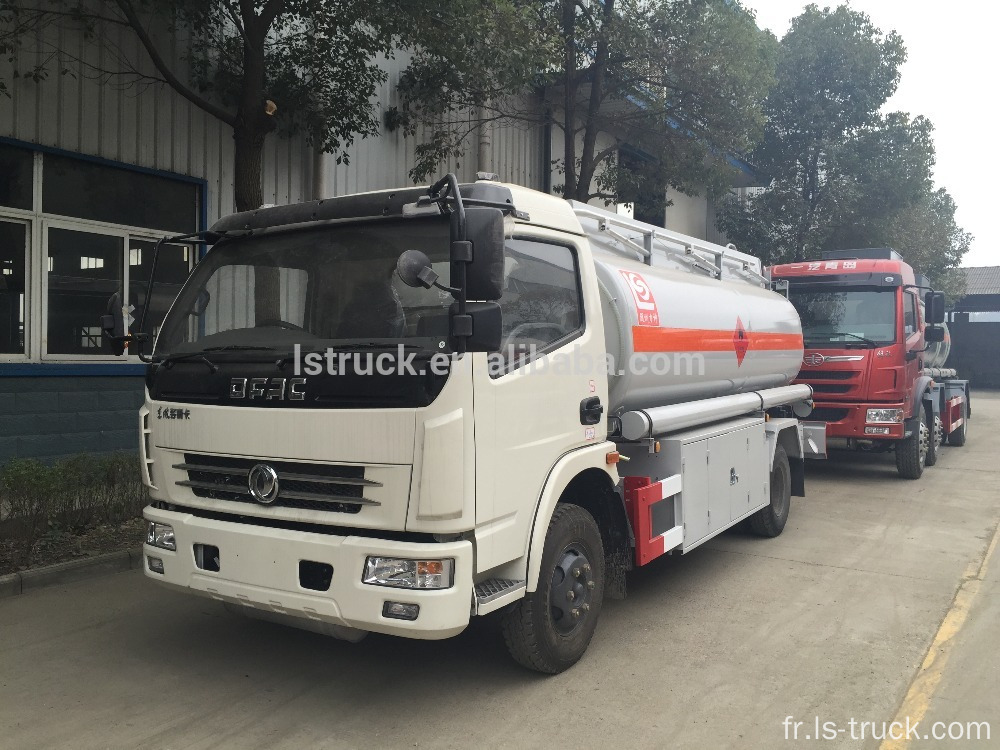 Dongfeng 5000 litres camion citerne