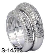 Fashion Jewelry 925 Sterling Silver Wedding Ring (S-14563. JPG)