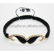 2013Hand made woven friendship bracelet