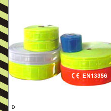 Reflective Lattice Prismatic Tape