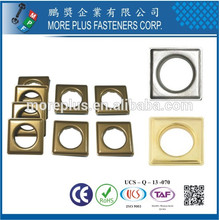 Made in Taiwan Low Price High Quality Colored Square Rubber Grommet