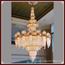 Egyptian crystal chandelier for home decoration accessories