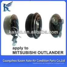 Pulidora de arena MSC105CA embrague compresor para MITSUBISHI MITSUBISHI OUTLANDER