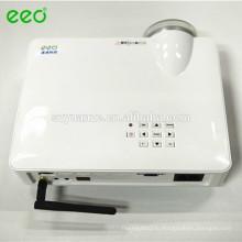 DLP-проектор с HDMI, DVD, TV и перезаряжаемой батареей