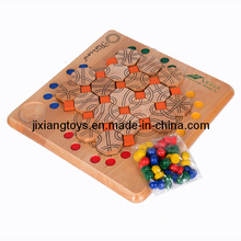 2014 New Kids Wooden Board Chess