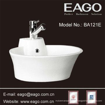 EAGO Ceramic Fashion Counter Top lavabo, Lavabo