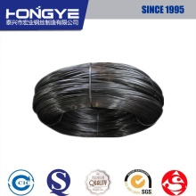 Black Round Spring Steel Wire Stock