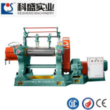 Rolling Mills Machinery for Rubber Silicon Mix Refiner