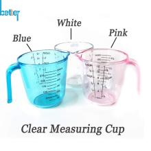 FoodGrade Durable Silicone Plastic Drink Cup mit Deckel