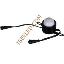 Poder superior do ponto do diodo emissor de luz da iluminação do pixel de RGBW DMX
