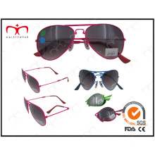 Folding up Metal Sunglasses for Unisex Fashionable and Hot Selling (40364)