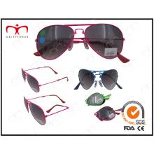 Folding up óculos de metal para venda unissex moda e quente (40364)