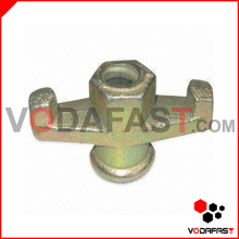 Forged Scaffolding Tie Rod Wing Nut