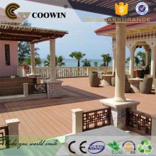 Открытый балкон полы из дерева пластик wpc дешевые настил борту Китай manufactuers / поставщиков / завод