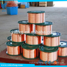 Hot sale DIN stainless steel copper coated wire for scoure