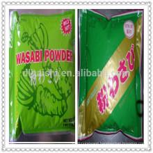 Japanese sushi hot wasabi powder