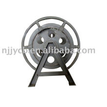 Marine steer wire reel