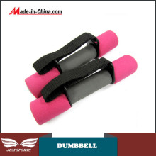 Colorful Design Grip Fitness Exercise Flys Dumbbell Squat Pullover