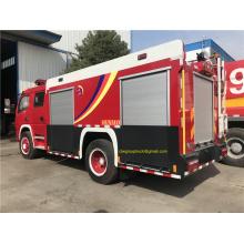2 ton water foam fire truck
