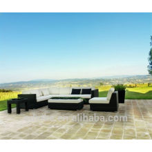 outdoor best selling rattan sleeper sofas