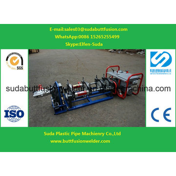 Sud160 / 50 Китай Оптовая HDPE труб Fusion машина