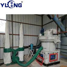 Yulong Xgj560 Biomass Pellet Machine India