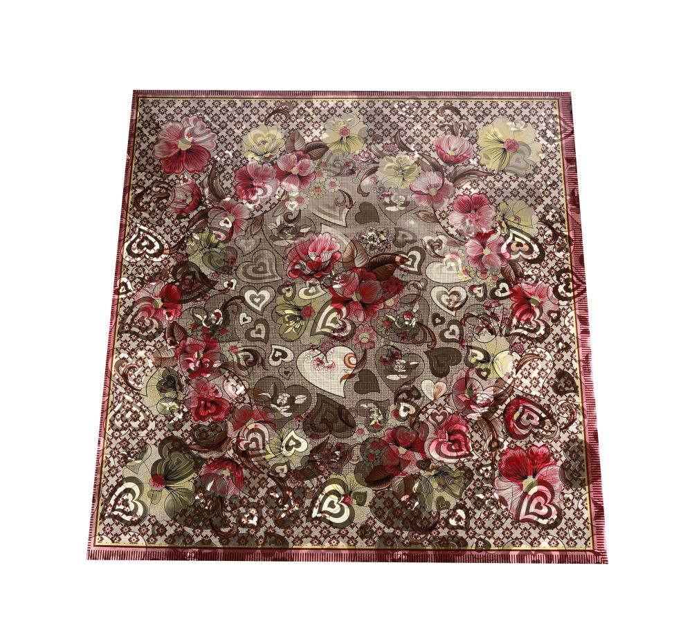 Double Face Emboss Pieces Tablecloth
