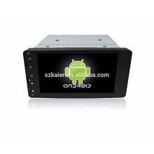 Cheap 2Din Car DVD Player for mitsubishi Outlander with Android system Bluetooth made in China