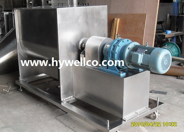 Mixer Ribbon DLH Series