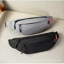 Custom Wholesale Sport Sling Bag Mens Crossbody Chest Sling Bag Custom Crossbody Bag Men Waist Bag